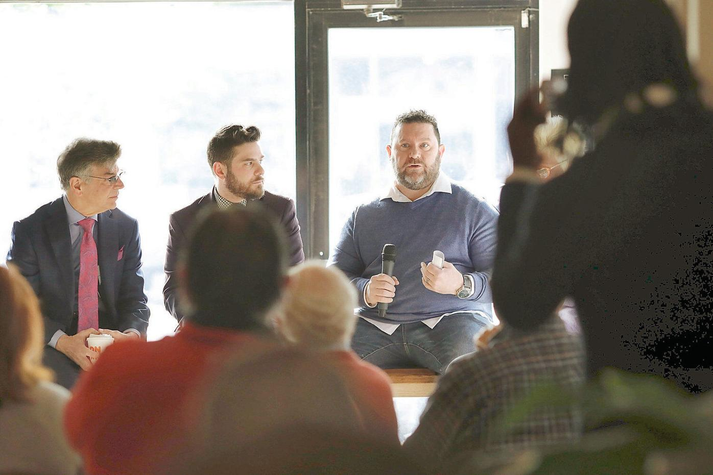 Small-business workshop offers 'sage advice' from Pittsfield entrepreneurs