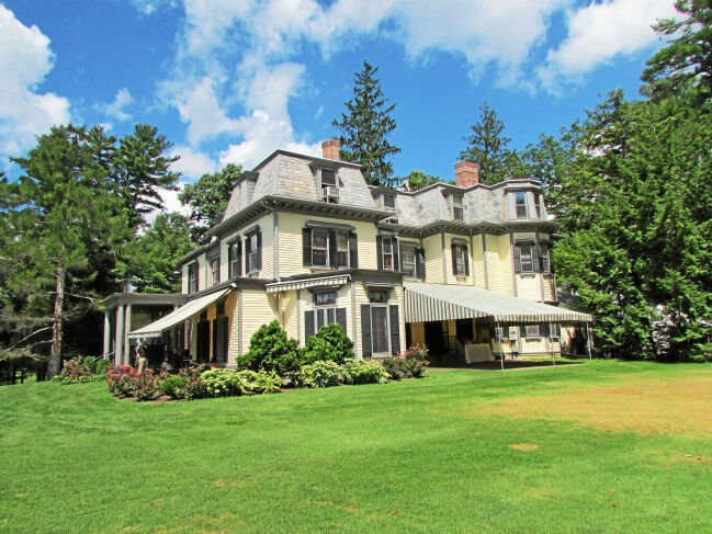 The Cottager | Highwood Manor: Where Hawthorne dreamed up Tanglewood tales
