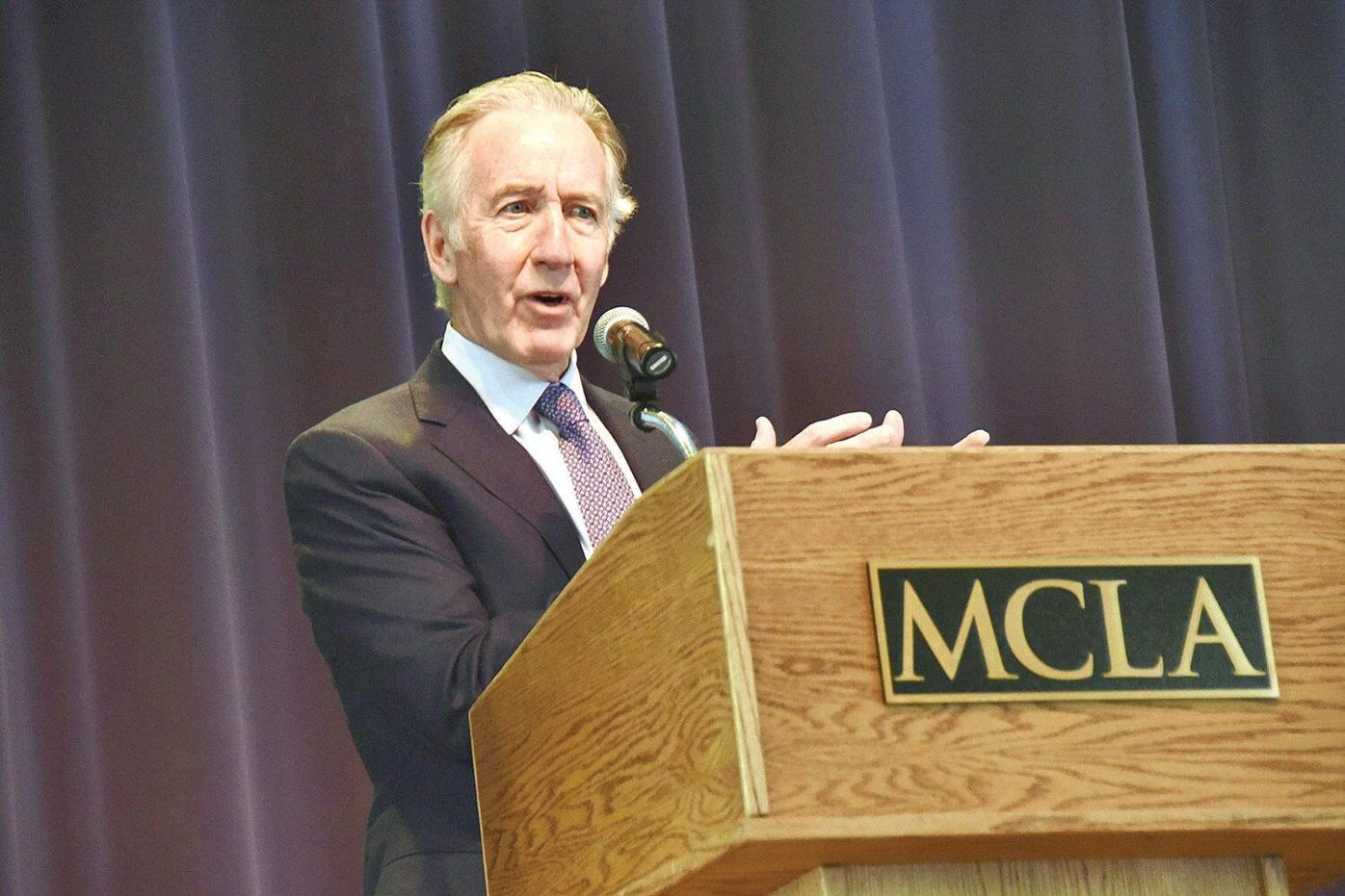 Poverty in Berkshires front, center at MCLA forum