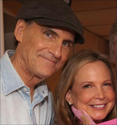 Kim and James Taylor donate $350,000 to BMC in COVID-19 fight