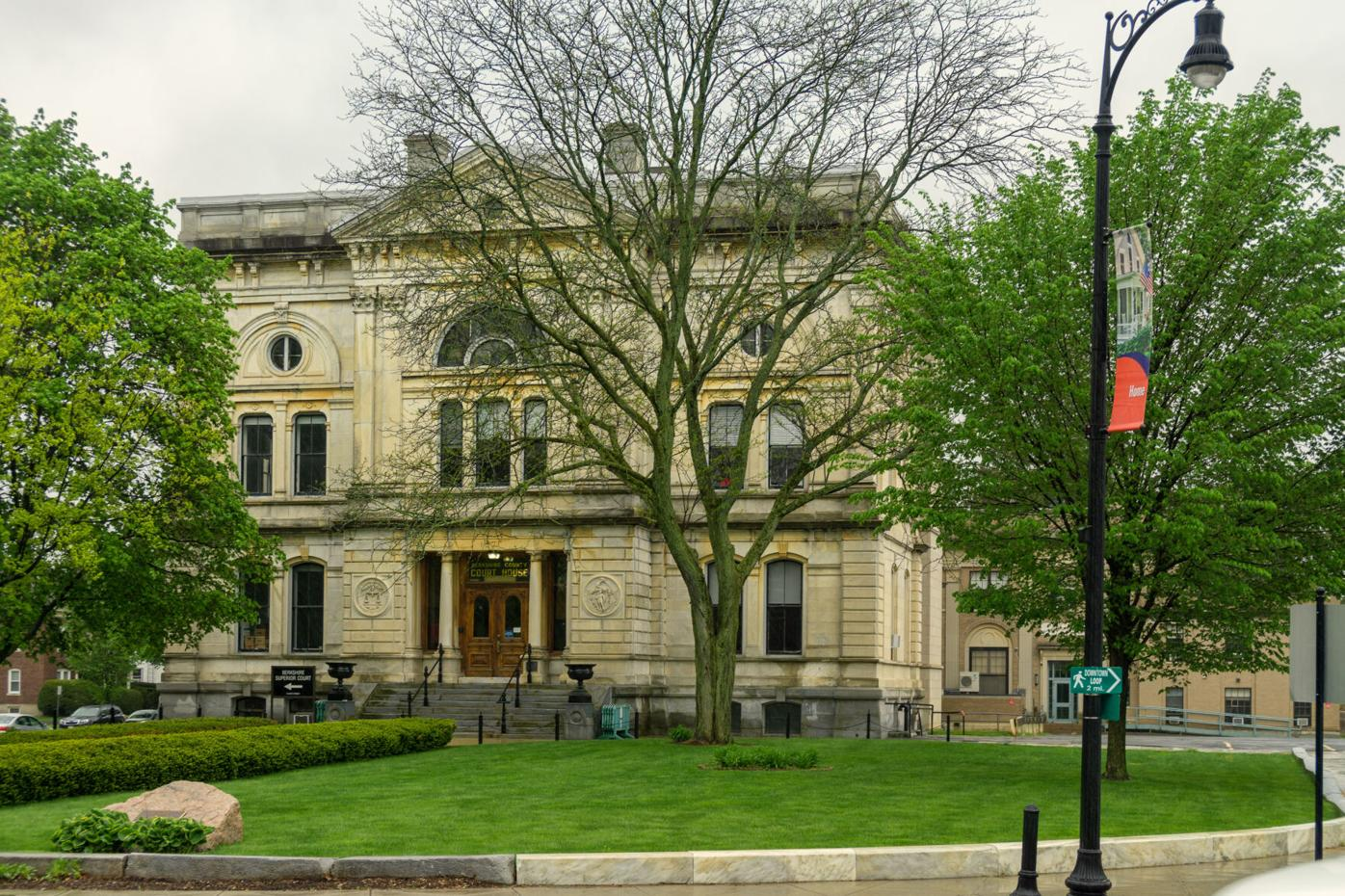 Berkshire County Courthouse, dangerousness hearings