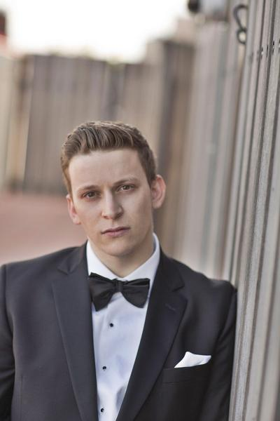 Countertenor forges a career his way