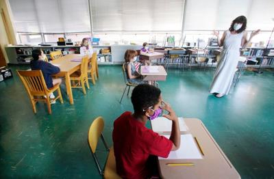 Catholic schools can open with distancing