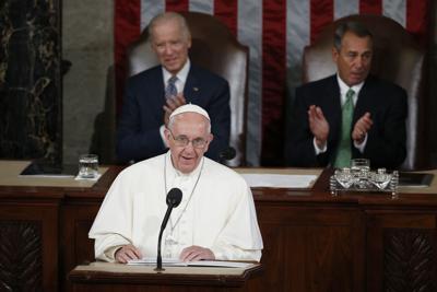 Election 2020 Vatican Pope Biden
