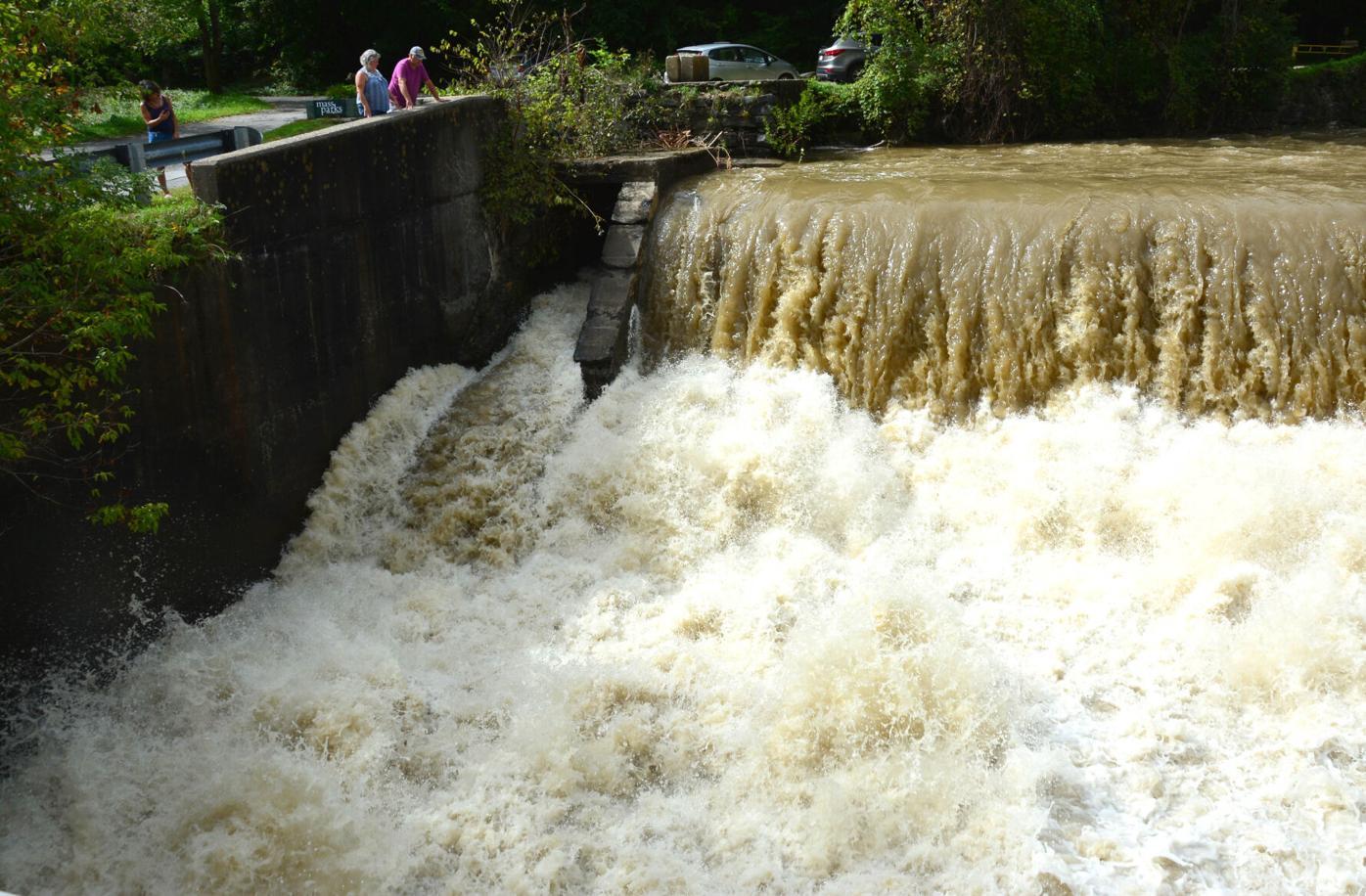North Adams flooding