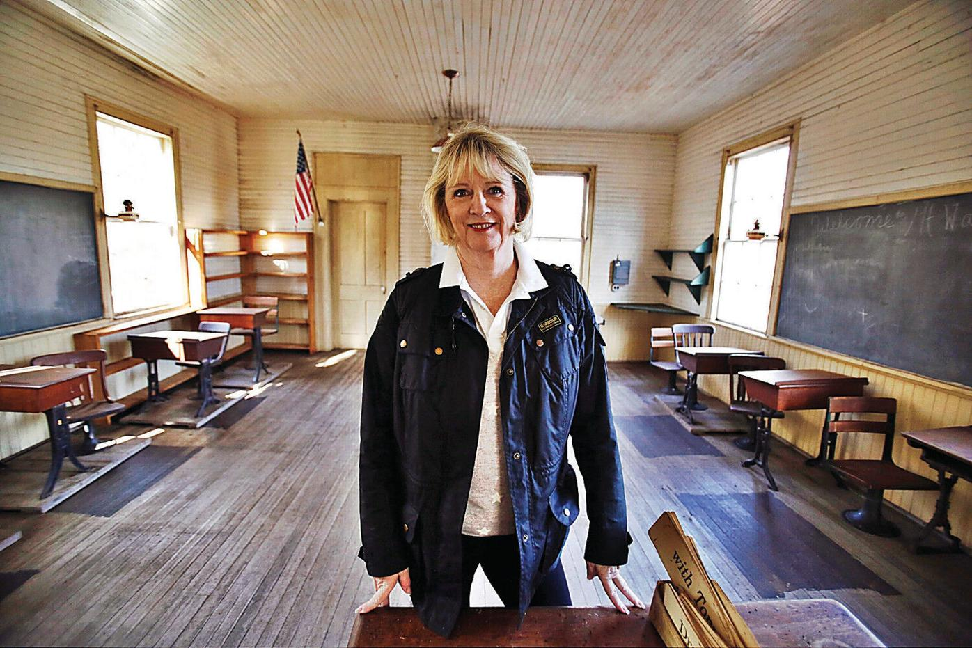 Mount Washington wrestles with fate of 1868 schoolhouse