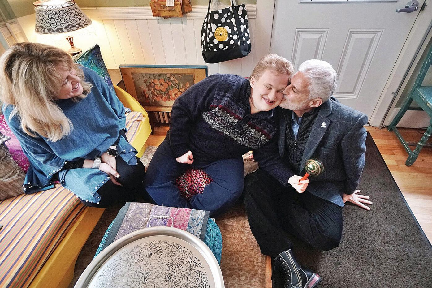 An extra special space: ExtraSpecialTeas gives adults with special needs a place in the community
