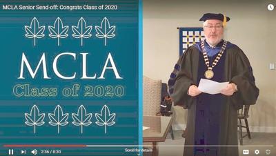 Jenn Smith | Recess: MCLA sends off grads into an uncertain future