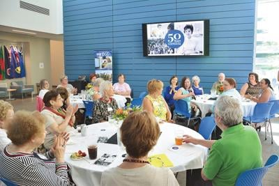 BCC nursing program marks 50 years with celebration, new endowment