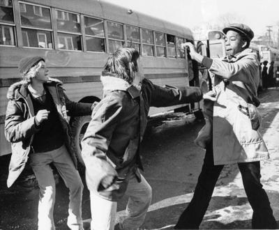 Boston Busing Crisis 1975