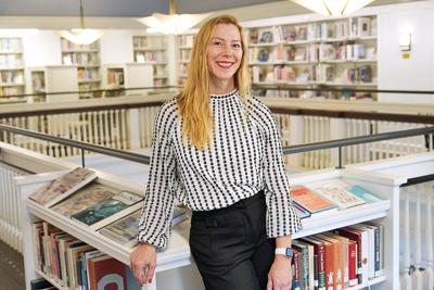 New Stockbridge library director brings wealth of experience