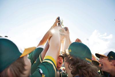 Taconic baseball earns 2nd MIAA state title in 3 years