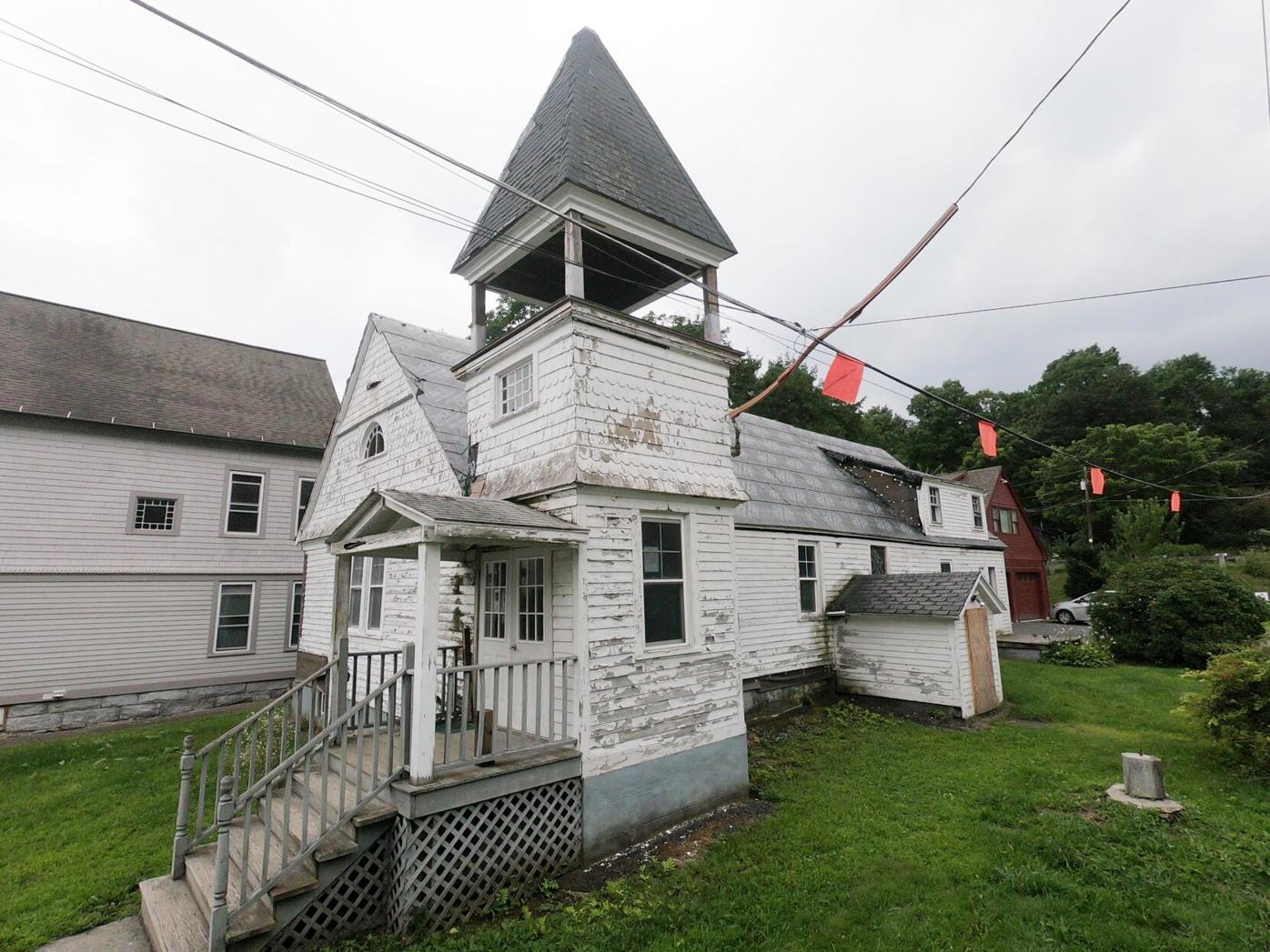 The Clinton AME Zion Church