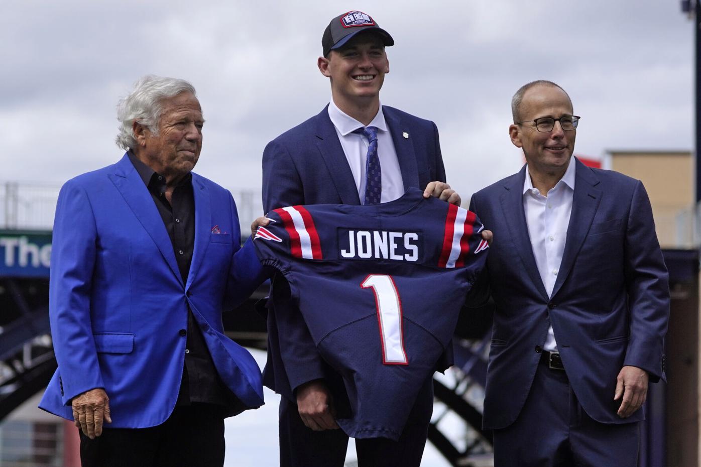 NFL Draft Patriots Football