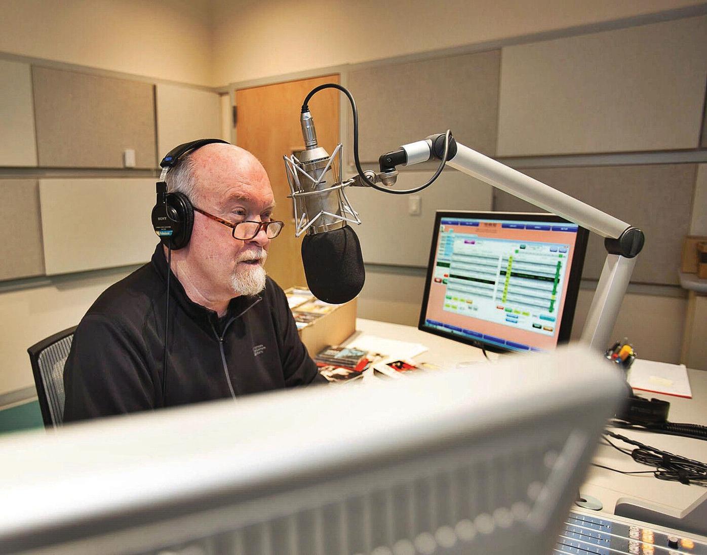 New England Public Radio: Deejay keeps jazz alive on the radio