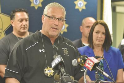 Sheriff on mission to combat bullying in schools