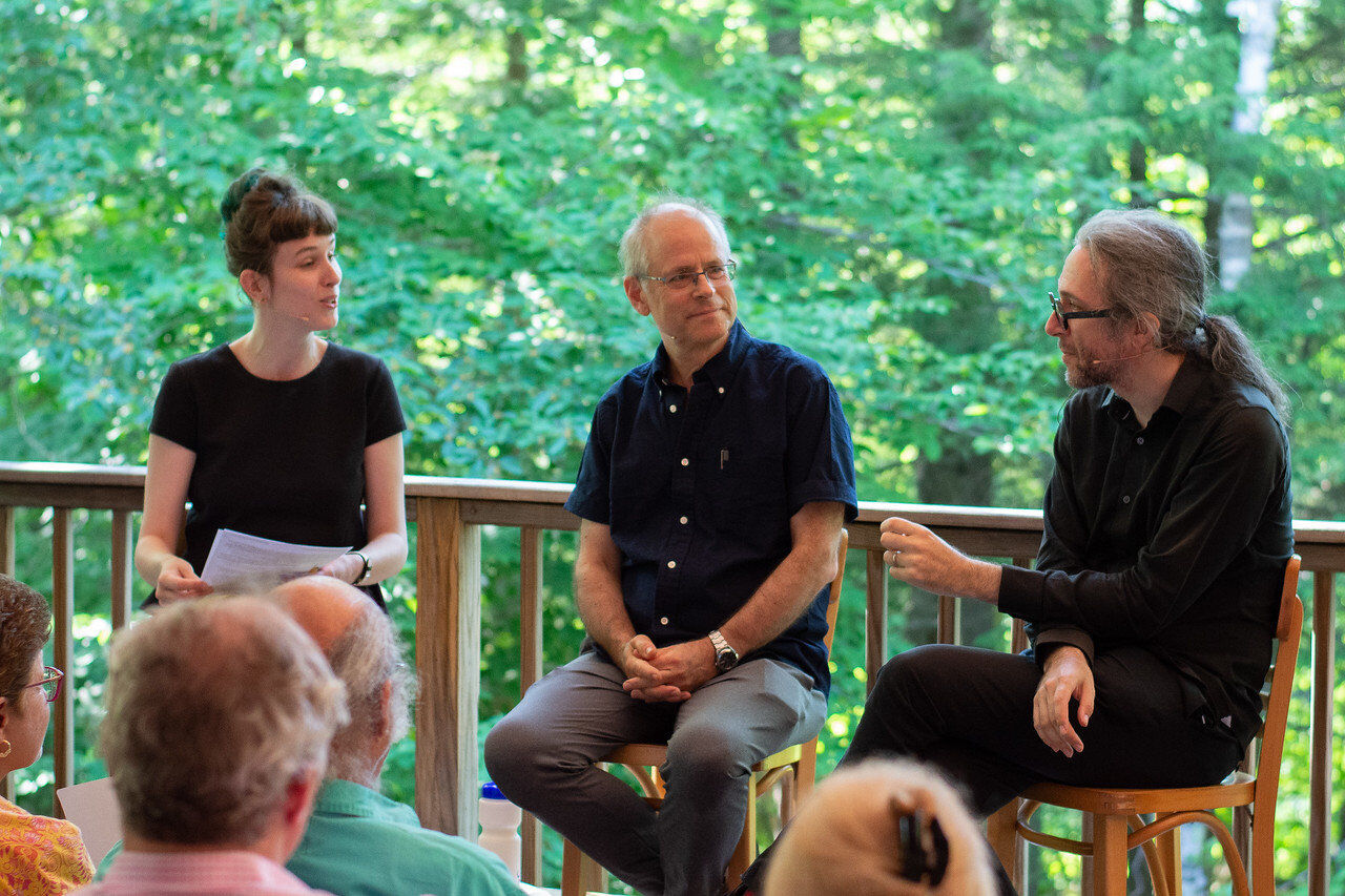 Merce Cunningham lives on in motion capture experience at Jacob's Pillow