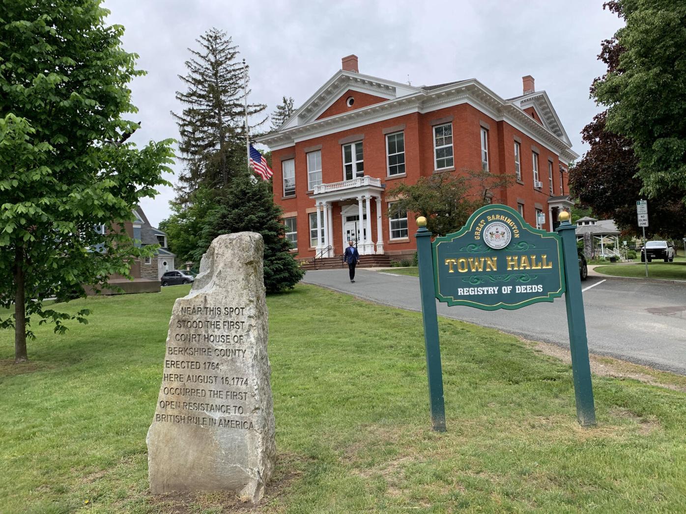 Great Barrington Town Hall (copy)
