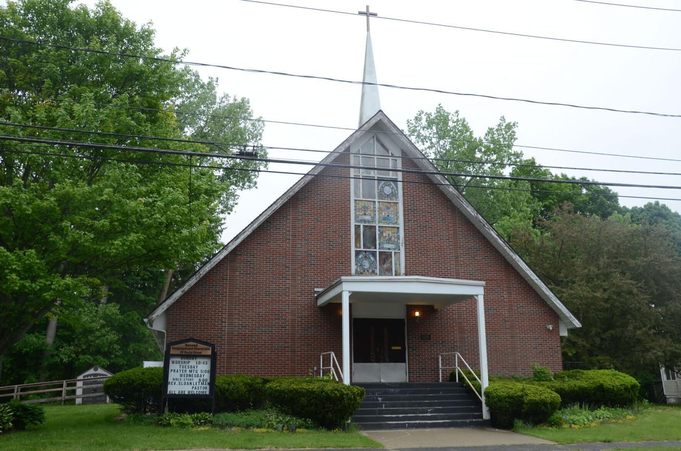 Second Congregational Church exterior