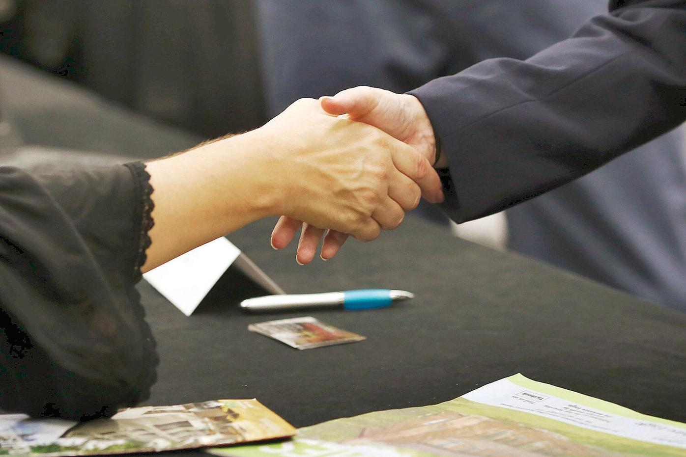 Finding work after 50: Interest high at inaugural job fair in Pittsfield
