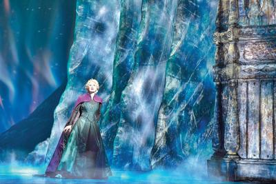 """""""Frozen"""" national tour launches in fall 2019 at Proctors"""