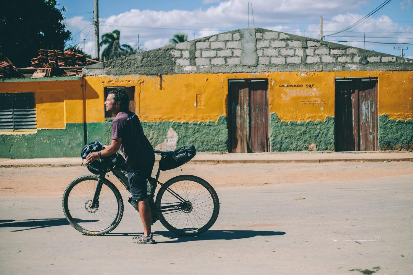 Williams College professor, expedition cyclist to share travels