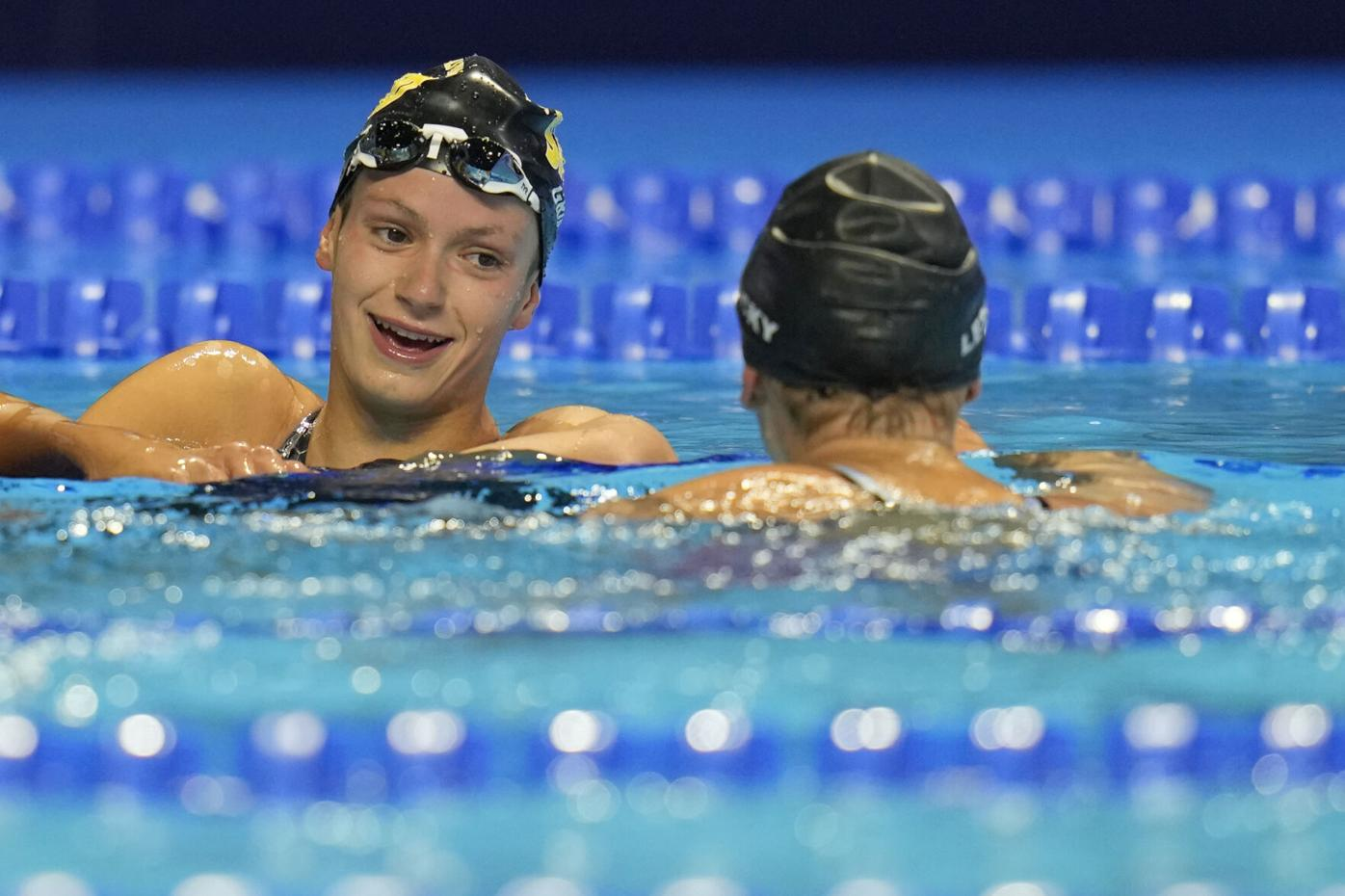 US Swimming Olympic Trials