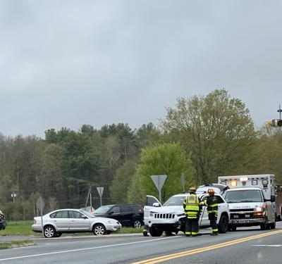 Monument High car crash