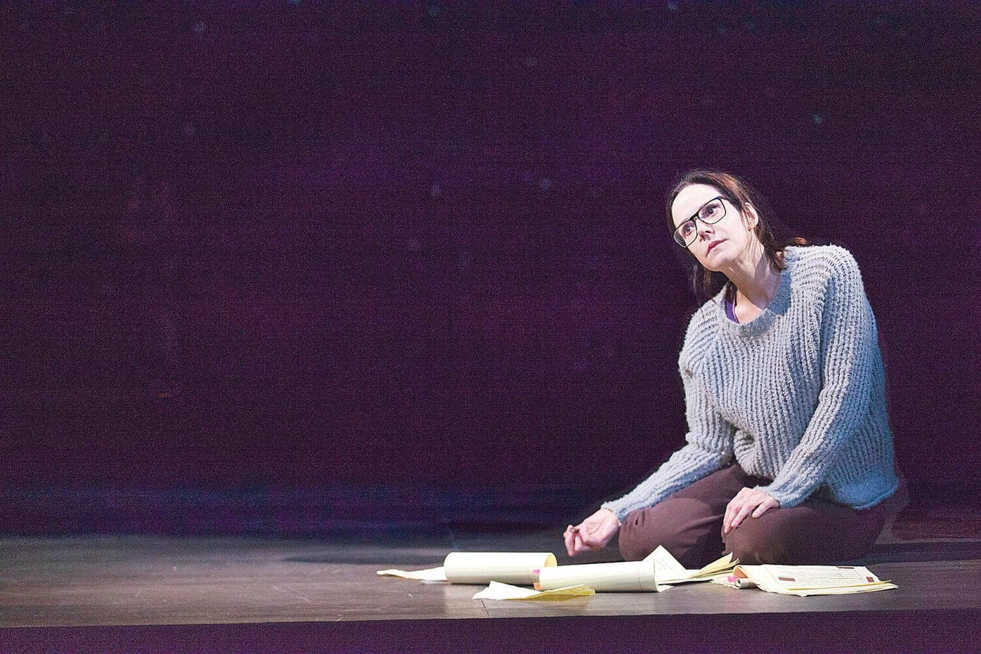 Williamstown Theatre Festival: Thoughts preside in 'The Sound Inside'
