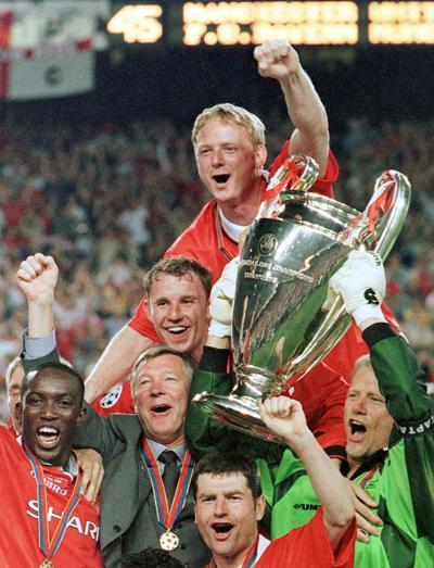 Soccer Manchester United Ferguson Retires