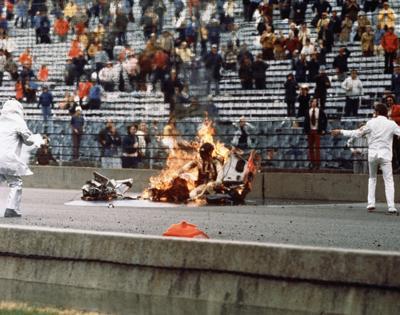 Indianapolis 500 Savage Wreck