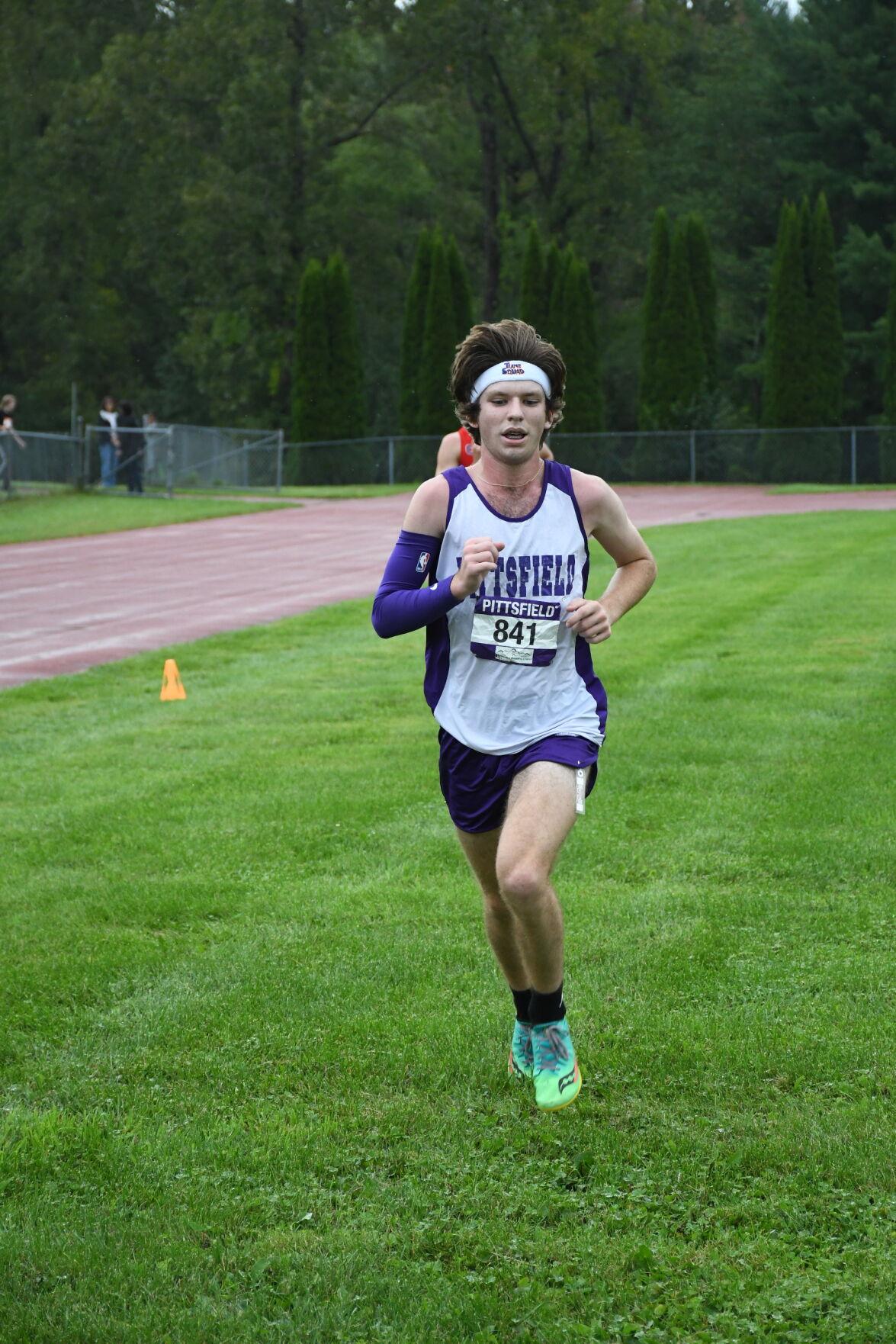 Jack Archey runs