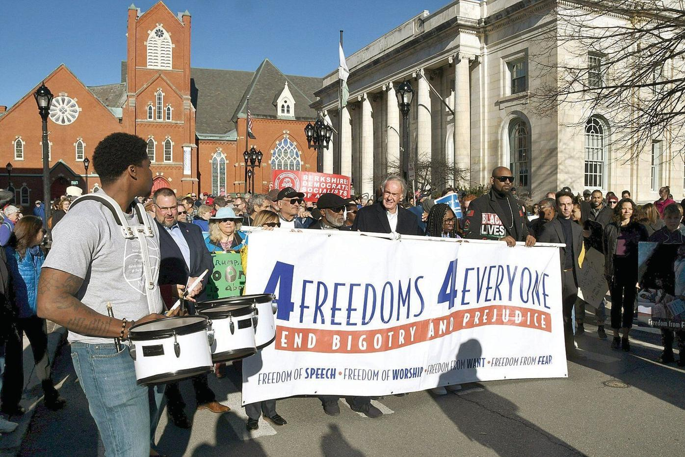 4 Freedoms Coalition frames 'an epic battle for democracy'