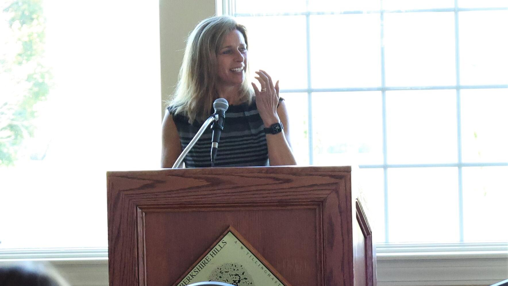 Photos: Berkshire County Girls Basketball Hall of Fame induction ceremony
