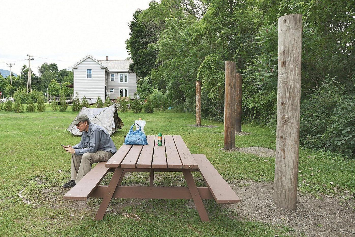 Opening of Appalachian Trail site in Cheshire will make for some very happy campers