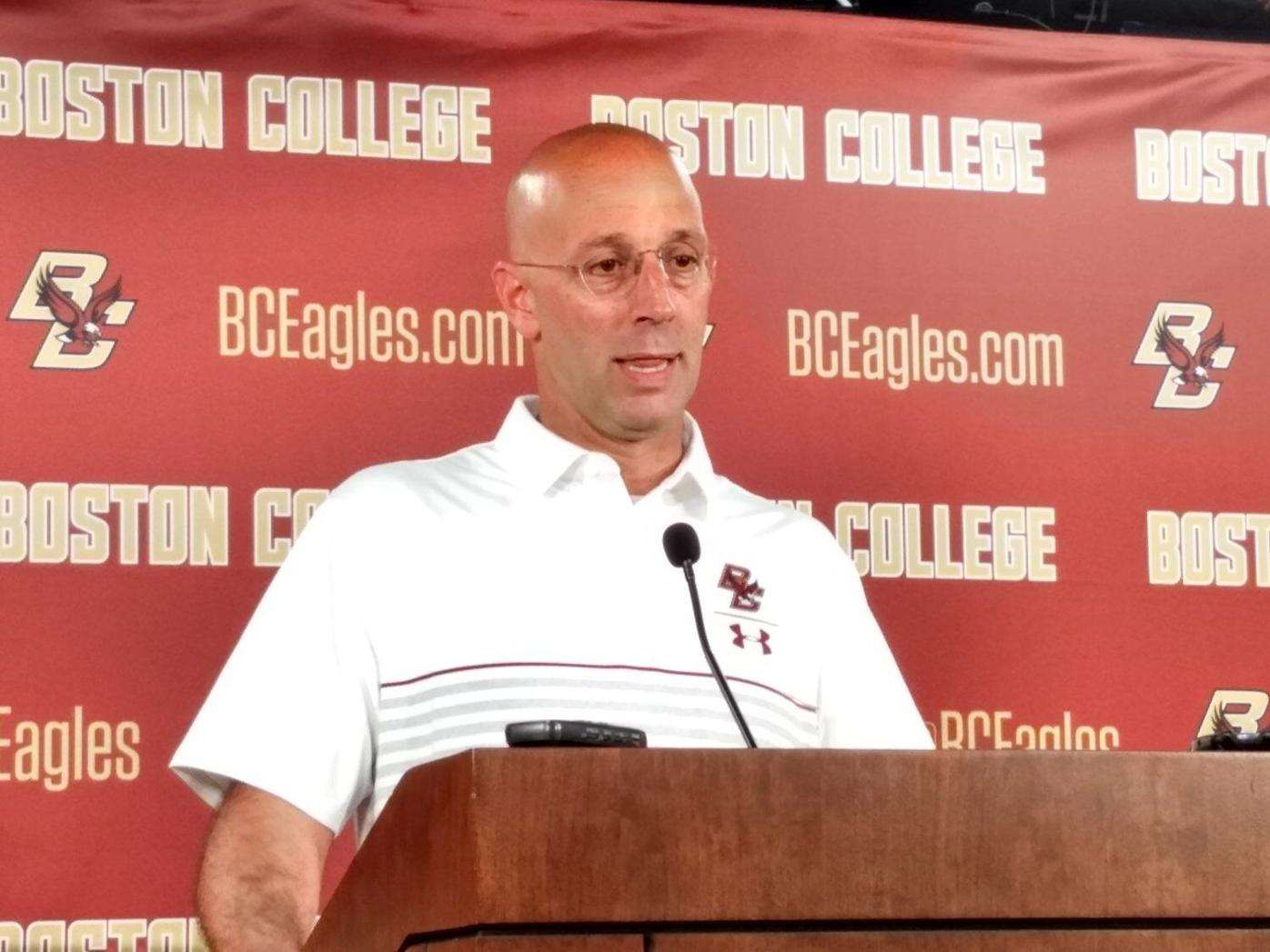 Former Williams QB takes over as offensive coordinator at Boston College