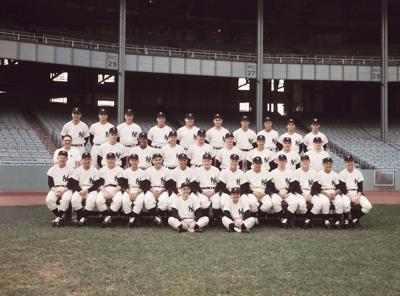 NY Yankees 1958
