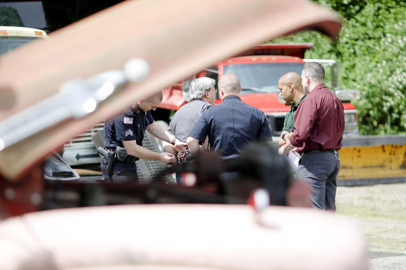 A ride-along with Dalton Police