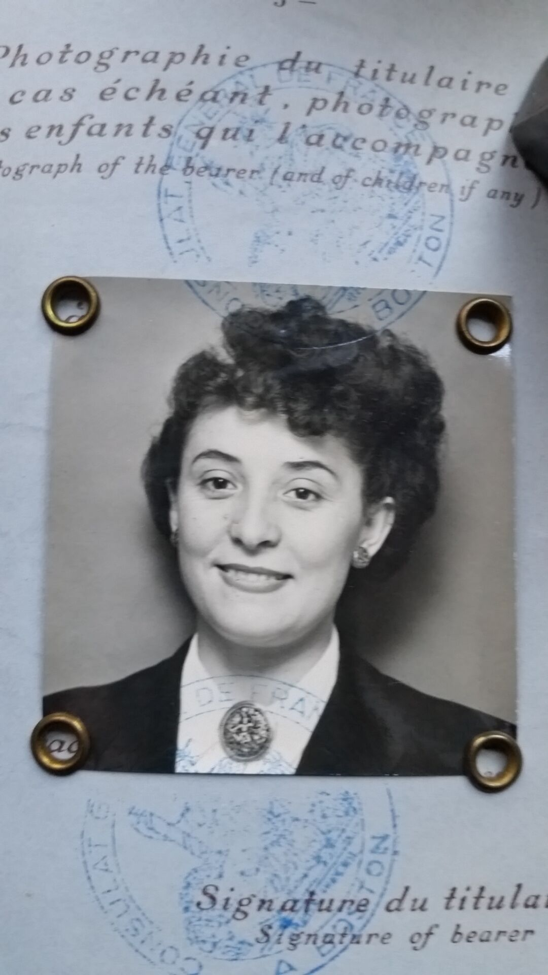 Micheline Toureille passport photo.jpg
