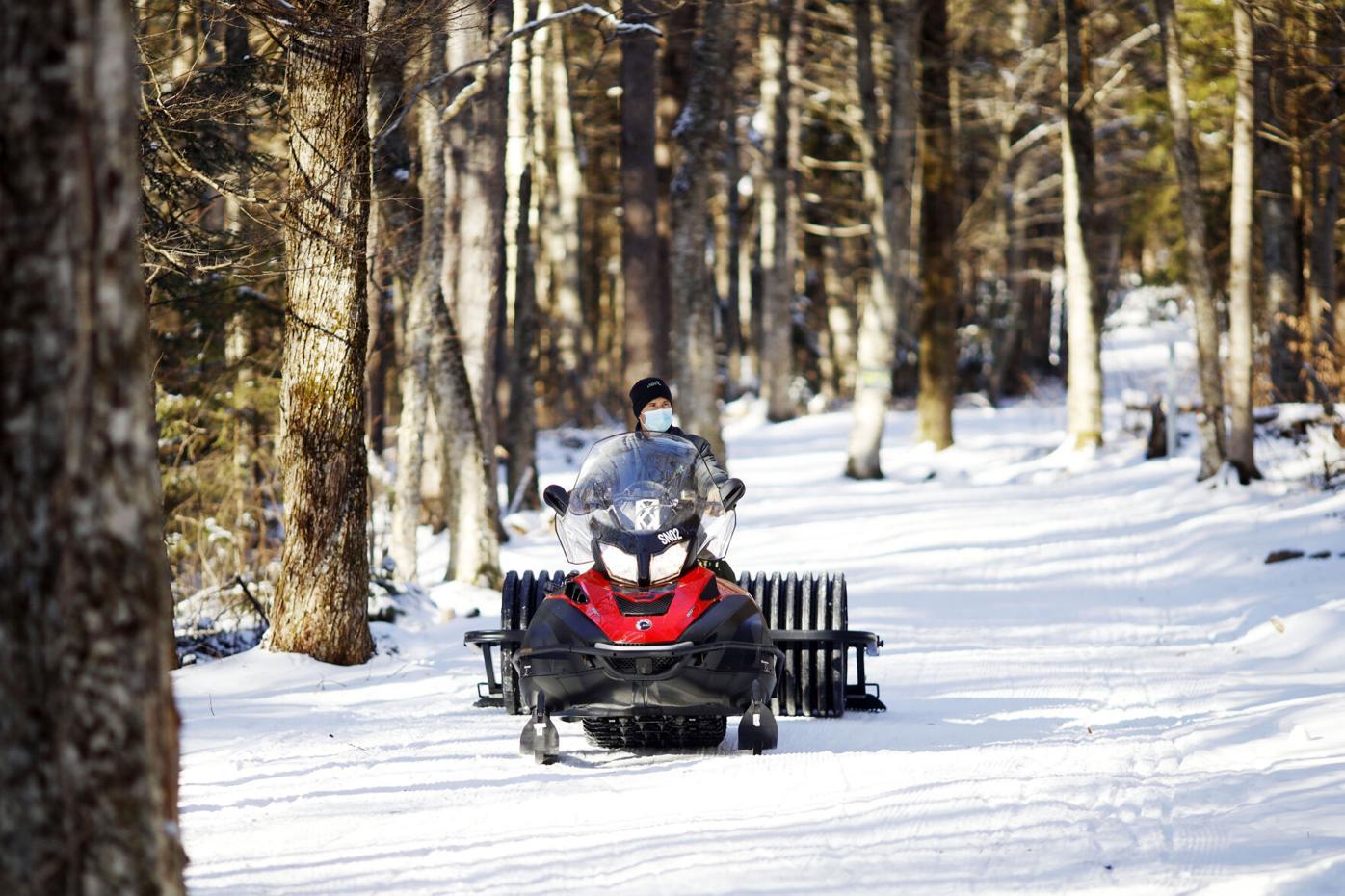 Notchview Trail Maintenance