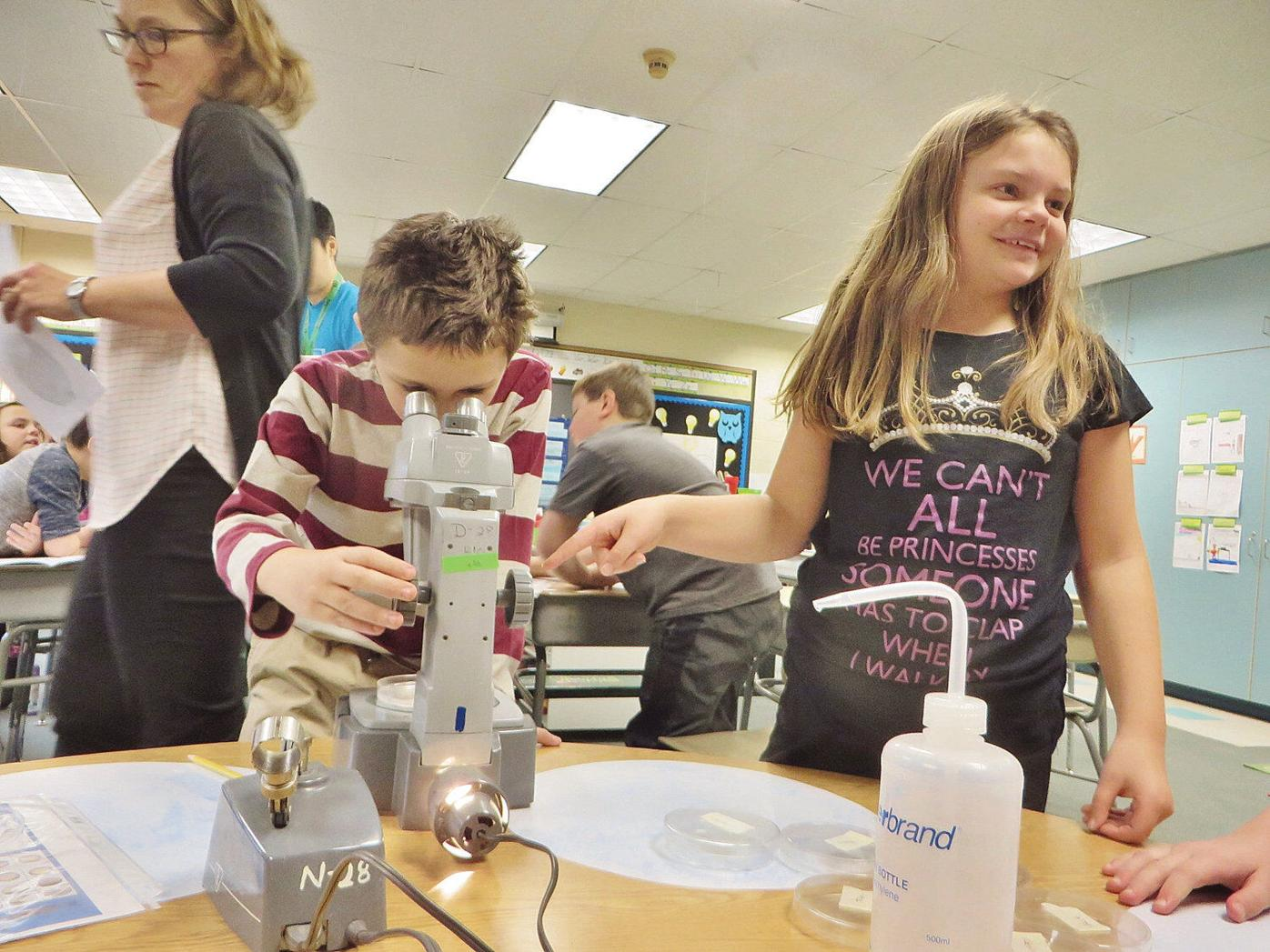 A splashing success, 'BioEYES' live fish science program to expand in the Berkshires