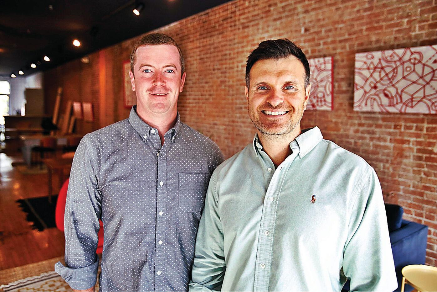 Sharing the office: Frameworks brings national trend of co-working space to Pittsfield