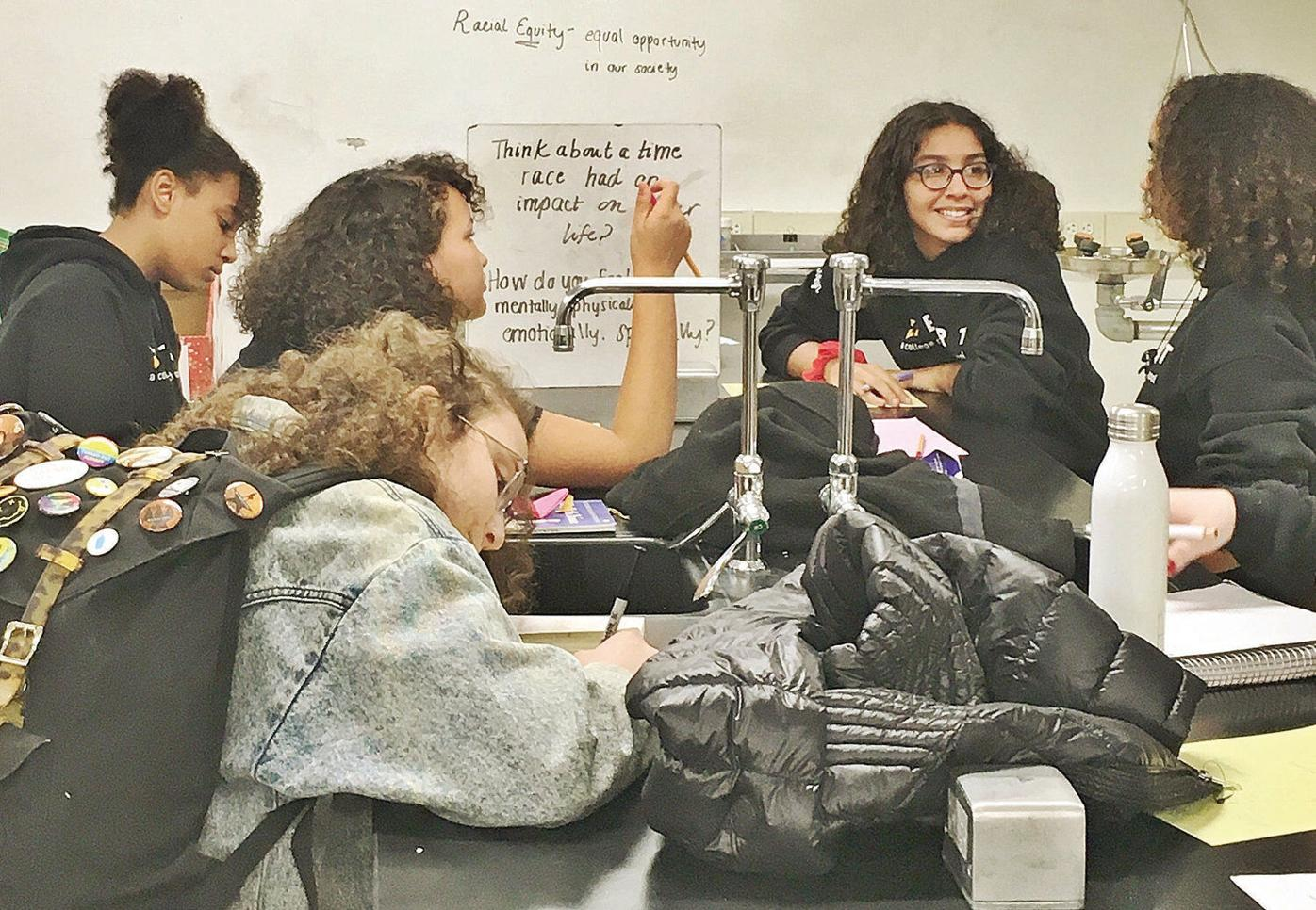 Classroom of the Week   Multicultural Alliance makes a difference at BART