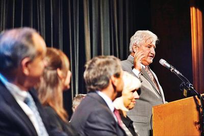 Berkshire Museum chief Van Shields on medical leave through 2017