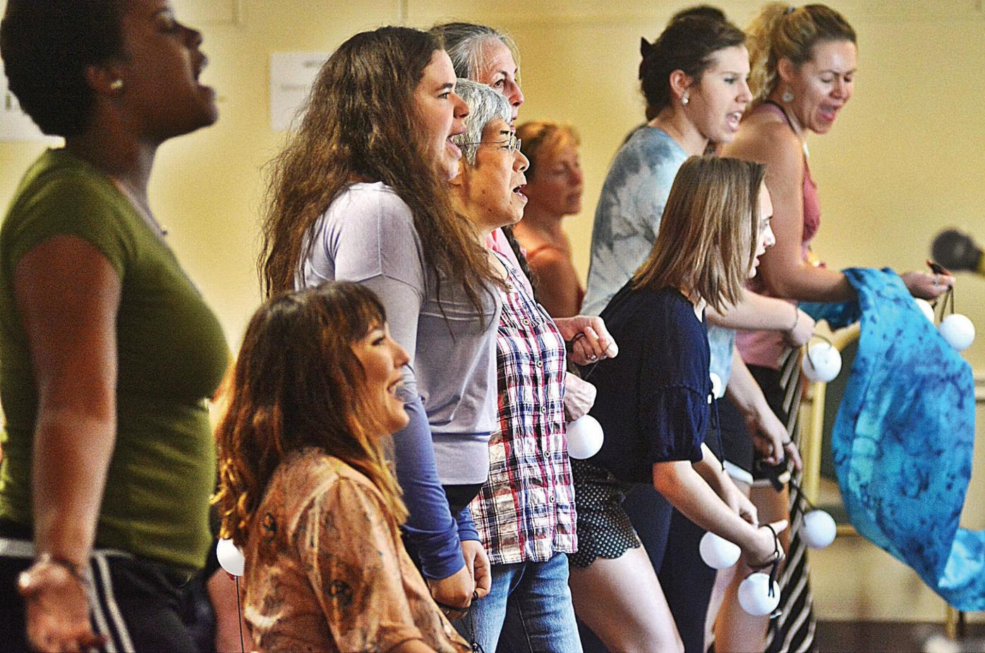Dreams of drama: Williamstown Theatre Festival performance on tap for 80 local actors