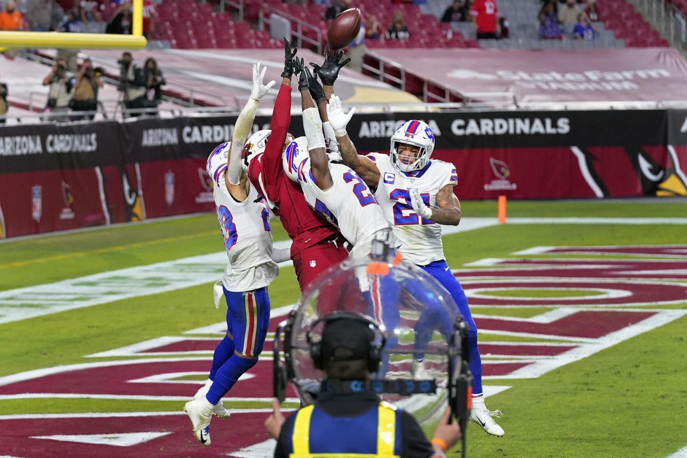 APTOPIX Bills Cardinals Football