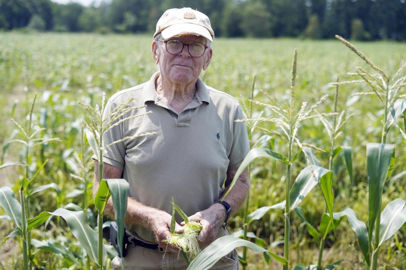 Farmer Bruce Howden