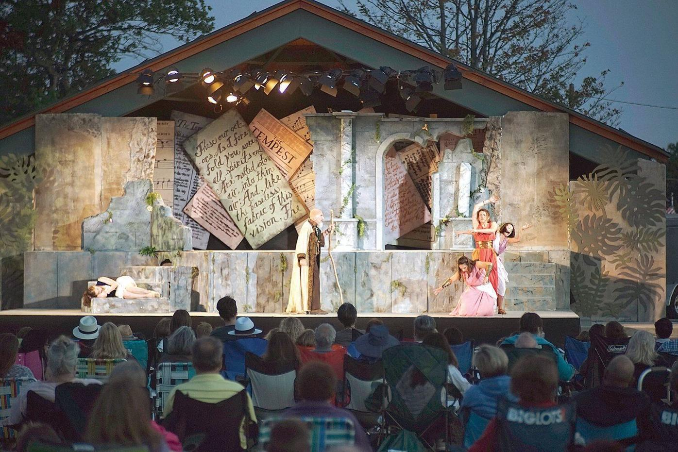 Shakespeare returns to The Common