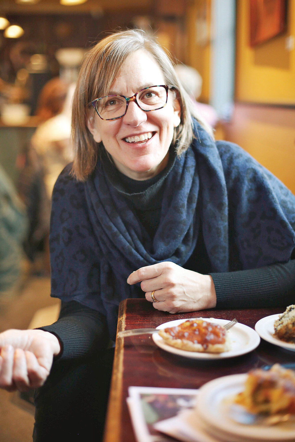 Breakfast with The Eagle: How 'all the pieces lined up' for WCMA's new director