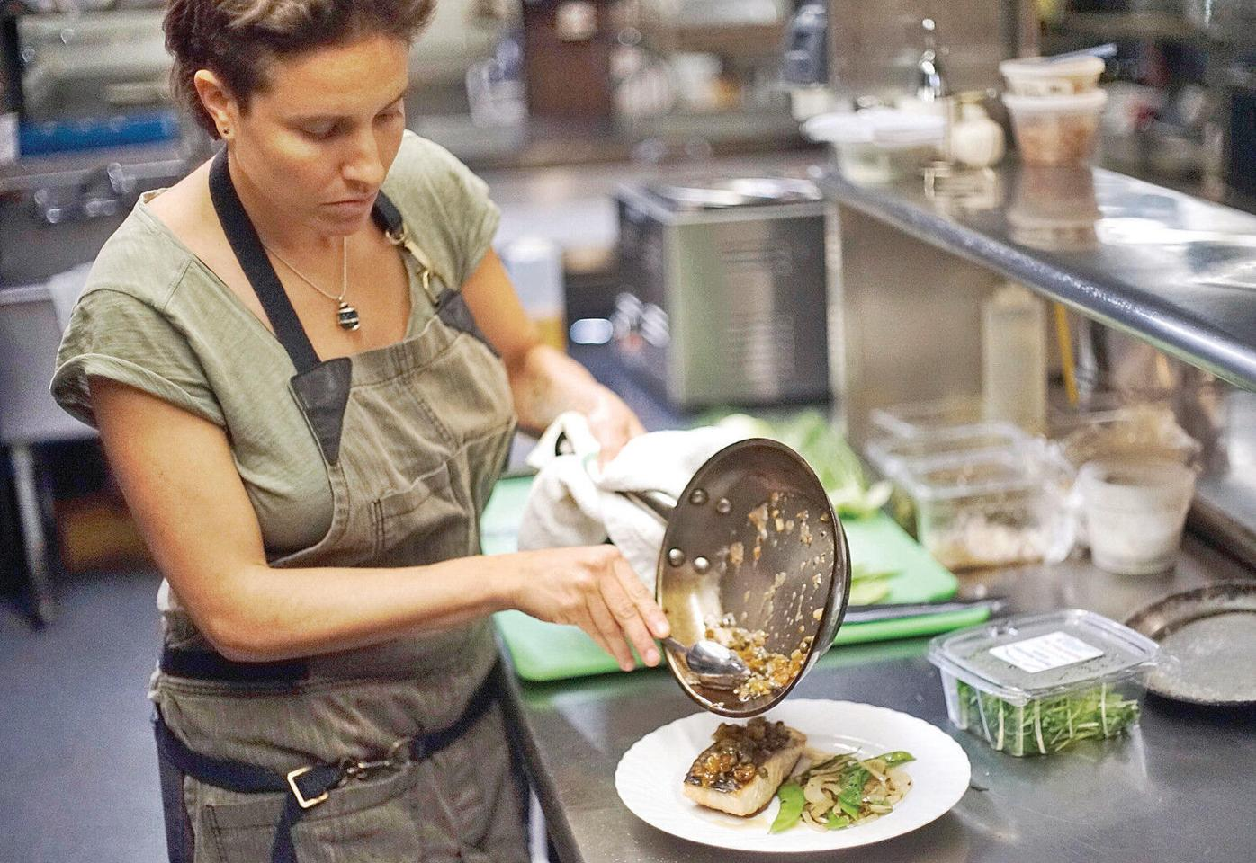 A new face in The Stagecoach Tavern kitchen